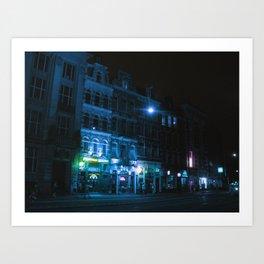 10:42 Art Print