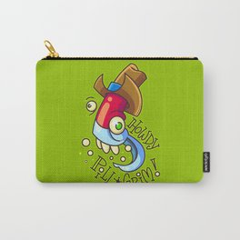 Howdy Pill Grim Carry-All Pouch