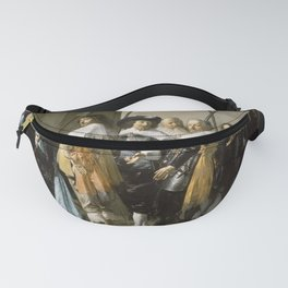 Frans Hals and Pieter Codde, the , Meagre Company Fanny Pack