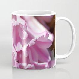 Pink Hyacinth Coffee Mug