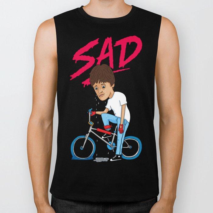 Sad Biker Tank