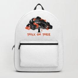 Trick or tree (B+O) Backpack