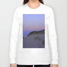 Nighttime at the Beach Long Sleeve T-shirt
