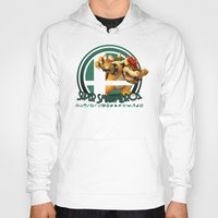 super smash bros Hoodies featuring Bowser - Super Smash Bros. by Donkey Inferno