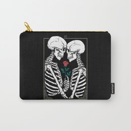 VI The Lovers Carry-All Pouch