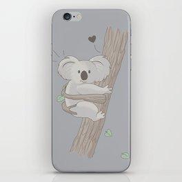 I Love You Too iPhone Skin