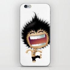 Mr. Zhong: Hahaha iPhone & iPod Skin
