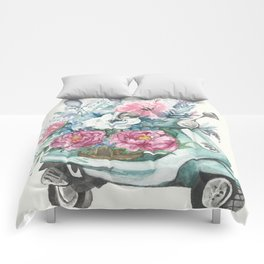 flower delivery Comforters