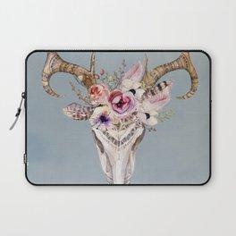 Deer Skull 2 Laptop Sleeve