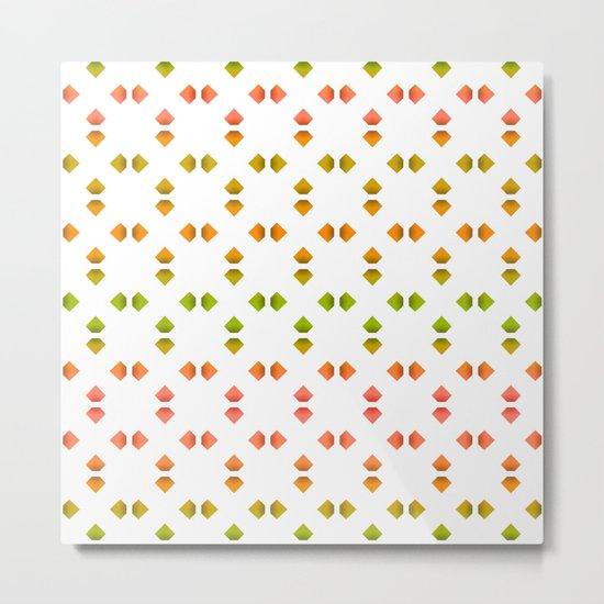 spring pattern   Metal Print
