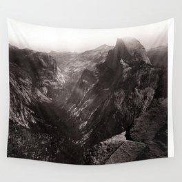 Half Dome, Yosemite Valley, California Wall Tapestry