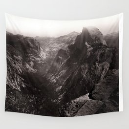 Half Dome, Yosemite Valley, California Wall Tapestry