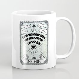 The Wifi Coffee Mug