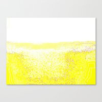 rothko Canvas Prints featuring Rothko Untitled  by Horus Vacui