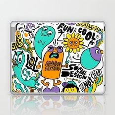 Fun & Cool Laptop & iPad Skin