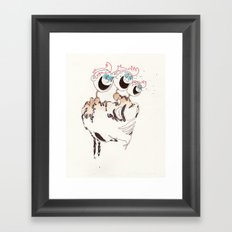 So much but one Framed Art Print