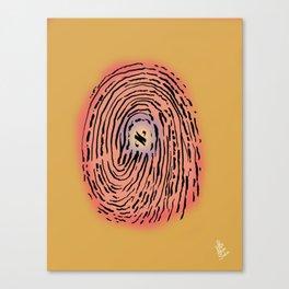Aleph Identity Canvas Print