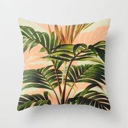 Botanical Collection 01-8 Throw Pillow
