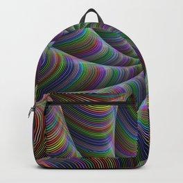 Infinite color fun Backpack