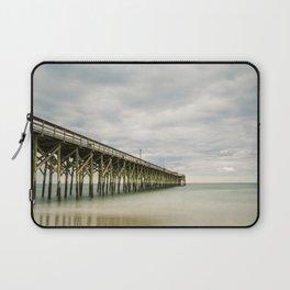 Pawleys Island Pier II Laptop Sleeve