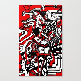 ducktism Canvas Print