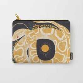 Familiar - Burmese Python Carry-All Pouch