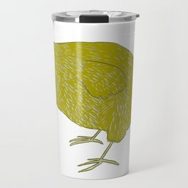 Kakapo Says Hello! Travel Mug