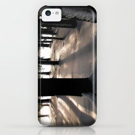 Winter's Promise iPhone Case