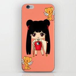 Chibi Meilin iPhone Skin