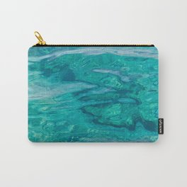 Mediterranean Water Carry-All Pouch