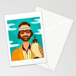 Richie Tenenbaum Stationery Cards