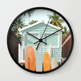 Thailand Wall Clock
