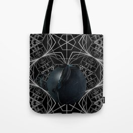 The apple of discord Tote Bag