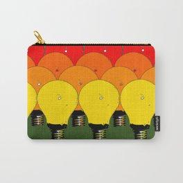 LIGHTBULBS 1 Carry-All Pouch
