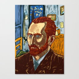 Van Gogh Canvas Print