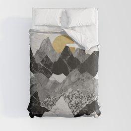 Sun rise Comforters