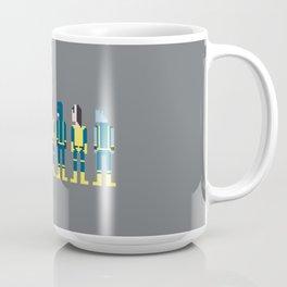 X-Men 8-Bit Coffee Mug