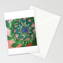 Nature Mandala Stationery Cards