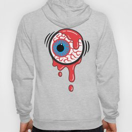 Bloody Eyeball Hoody