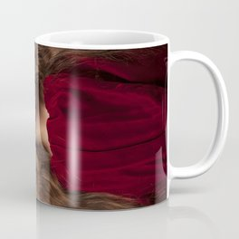 The Brunette Woman Coffee Mug