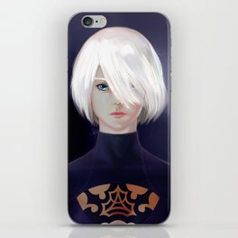 YoRHa 2B iPhone Skin