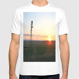 Montana Sunset T-shirt