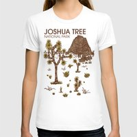the national T-shirts featuring Joshua Tree National Park by Hinterlund