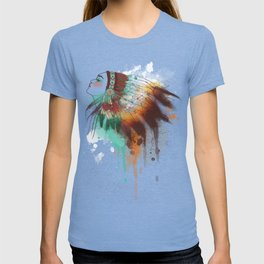 Native American Girl T-shirt