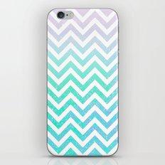 Fairy Dust Chevron iPhone & iPod Skin