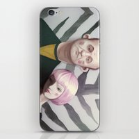 lost in translation iPhone & iPod Skins featuring Lost in translation  by Maripili