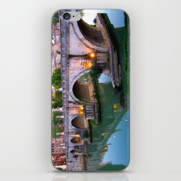 Ponte Sant'Angelo iPhone Skin