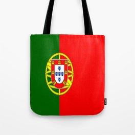 flag of portugal -Portuguese,mirandese,Portugués,lisbon,porto. Tote Bag