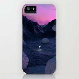Won't Get Lost iPhone Case