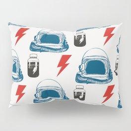 Bowie MajorTom stuff seamless pattern  Pillow Sham